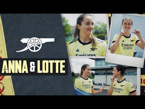 Anna Patten & Lotte Wubben-Moy | 'The fans have been so good' | Behind the Cannon