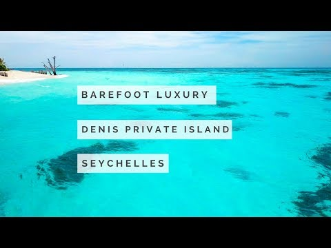 A LUXURY PRIVATE ISLAND | INDIAN OCEAN | SEYCHELLES (4K)
