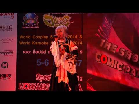 Thai World KARAOKE Grandprix Final Round part 3/6