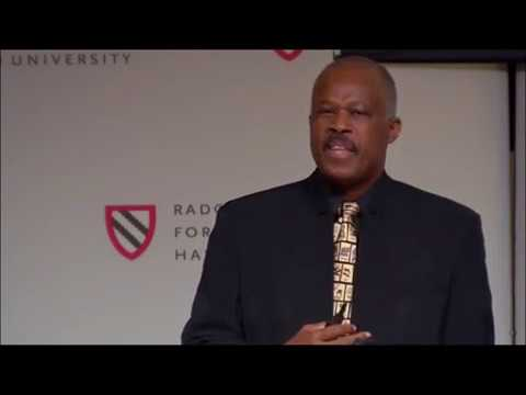 "Prof. Sir Hilary Beckles's presentation at Harvard conference on ""Universities and Slavery"""