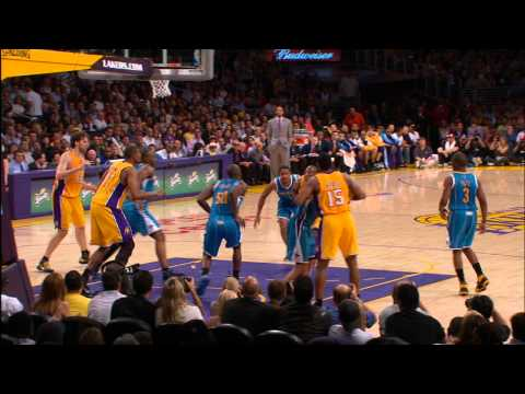Kobe Dunks on Okafor: All Angles