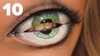 TOP 10 Neuvěřitelné optické iluze