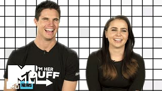 Will Robbie Amell Have An Appearance on 'Arrow?' | MTV News