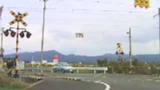 JR鹿児島本線#41(木場茶屋駅~隈之城駅間)麓霧島踏切