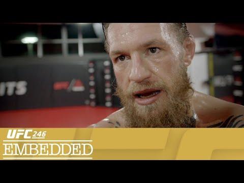 UFC 246: Embedded - Эпизод 1