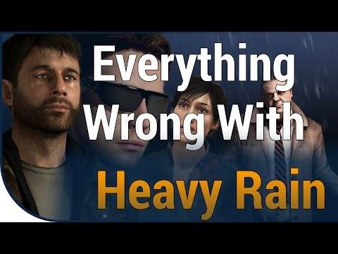 Game Sins   Everything Wrong With Heavy Rain