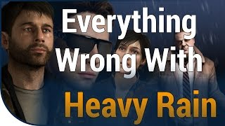 GAME SINS | Everything Wrong With Heavy Rain