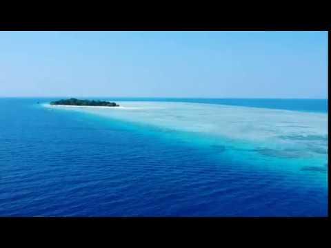 DJI Spark | Ariel View of Mataking Island, Semporna Sabah, Malaysia.