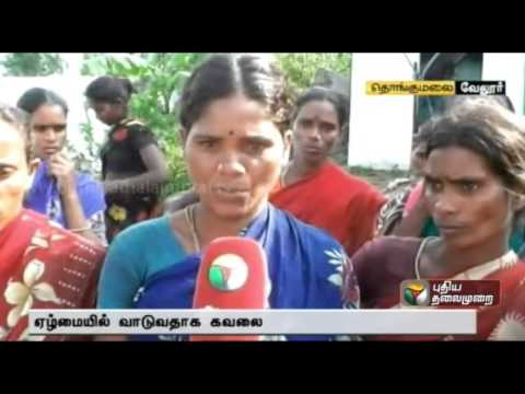Take steps to release Tamils in Andhra prison, demand families