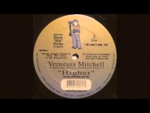 Vernessa Mitchell - Higher (Journey To Heaven Mix) Frankie Knuckles Motivation Mix (1999)
