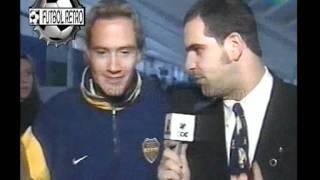Boca jrs vs Argentinos Jrs Apertura 1997  FUTBOL RETRO TV
