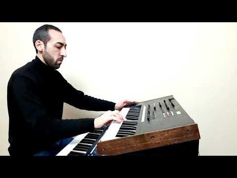 Garik Avetyan - Popurri / Armenian Keyboard OB-8 Solo