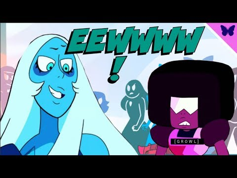 BLUE DIAMOND AND GARNET'S TENSION RISE!!! - Steven Universe Diamond Days Trailer Breakdown
