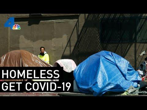 LA Confirms First Homeless Case Of Coronavirus | NBCLA