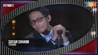 Muzik Muzik 31  | Sufian Suhaimi - Terakhir  | Semi Final