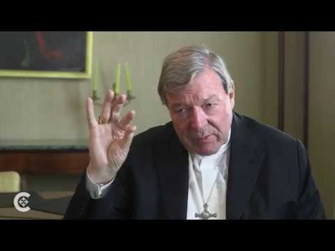 George Cardinal Pell Does Not Agree With Walter Cardinal Kasper