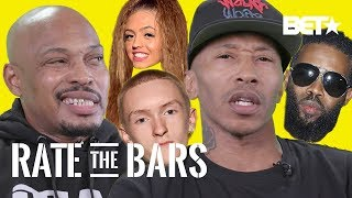 Onyx Gives A Queens Legend a 2!? + Woahh Vicky, Slim Jesus, Pharoah Monch | Rate The Bars