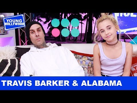 Alabama & Travis Barker: Father-Daughter Challenge!