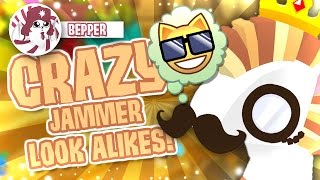 animal jam famous jammer lookalikes
