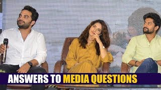 Hit Movie Team Superb Answers To Media Questions | NTV Entertainment