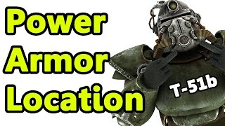 Fallout New Vegas: Full Set of Power Armor, Free Location Guide