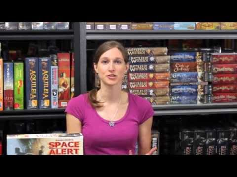 Space Alert Review - Starlit Citadel Reviews Season 1