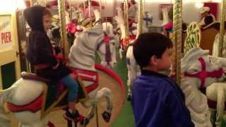 Merry-Go-Round - Wonderland Pier - Ocean City, NJ