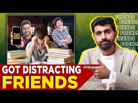 Mensutra: Do you waste your Time with Friends? Hindi Motivational video