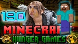 EPIC Minecraft: Hunger Games w/Mitch! Game 190 - HEROBRINE