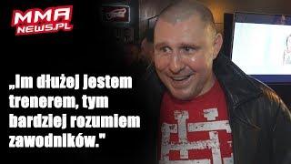 Podsumowanie 20-lecia pracy trenerskiej z Mirosławem Oknińskim