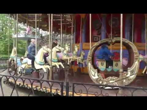 walibi park belgium attractions