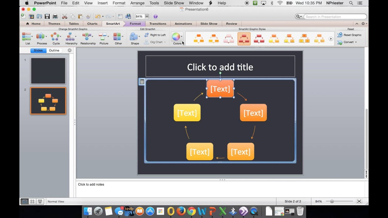 powerpoint smartart to google slides youtube