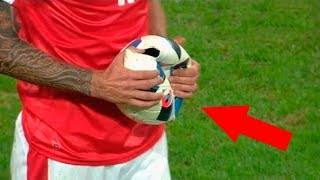 10 TIMES WHEN BALL EXPLODES IN FOOTBALL