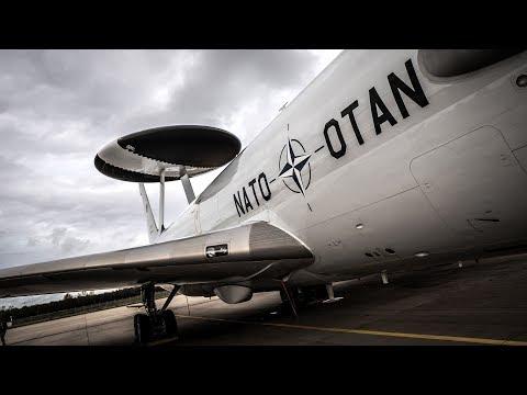 """AWACS: NATO's """"eyes"""
