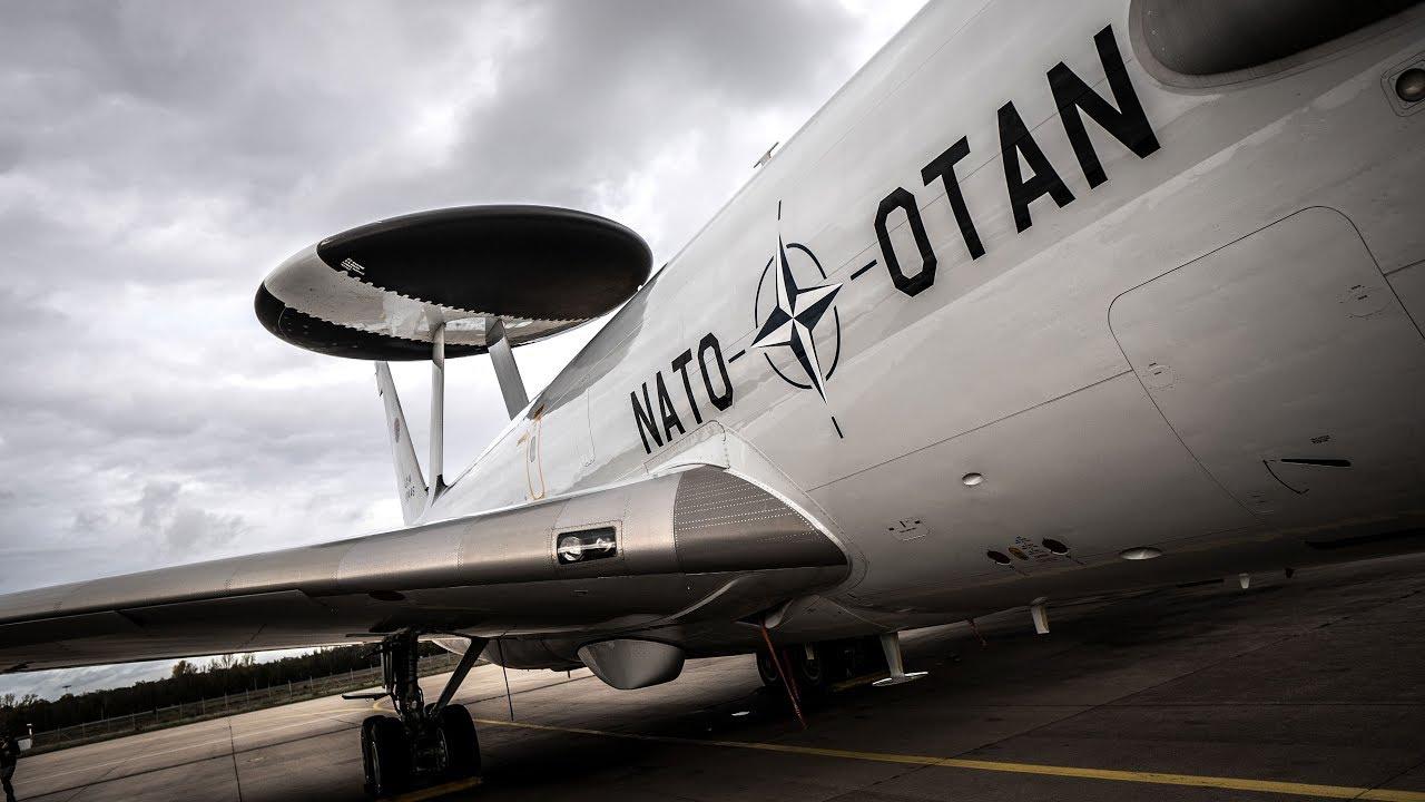 NATO AWACS E-3A   Home
