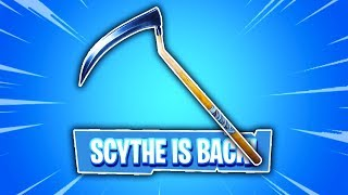 THE SCYTHE IS BACK! Fortnite Item Shop! Daily & Featured Items! (Skin Reset #259)