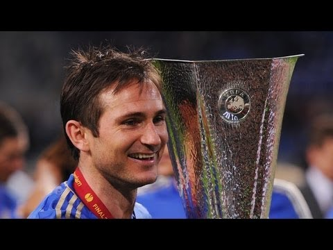 """Frank Lampard ~ Chelsea 2001-2014 """"Thanks for the memories"""""""