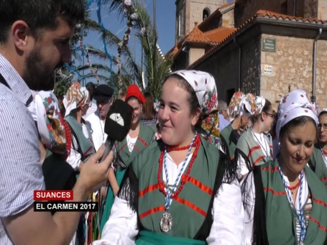Cantabria Celebra la Virgen del Carmen