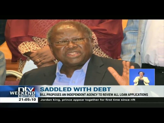 Are there plans to raise Kenya's debt ceiling?