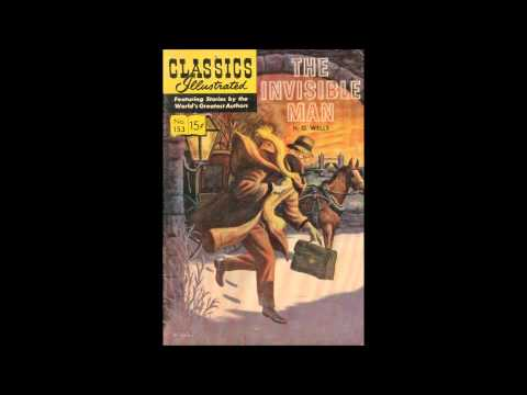 The Invisible Man by H.G. Wells Chapter 9 - Whispered Audiobook