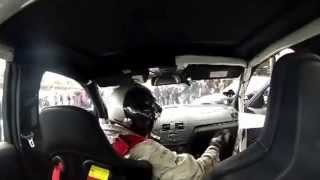 C63 MKB Tuning Taxifahrt am Tuner Grand Prix 2014