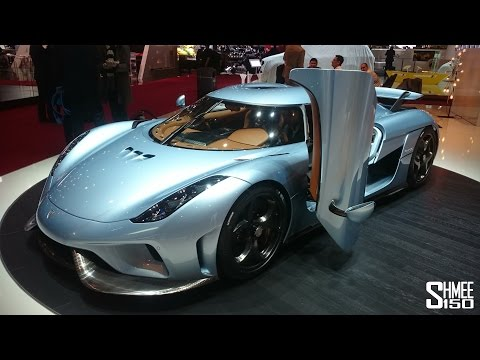 IN DEPTH: Regera Explained by Christian von Koenigsegg