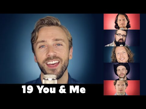 19 You & Me - Peter Hollens & Home Free