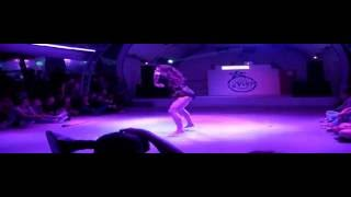 Slavic Dancehall Queen 2016 R2  Ania (So Fresh Crew):  Rev it up by Tiana
