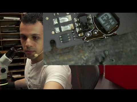 No, I don't ALWAYS  drag solder! Demonstrating the T30-KN tip & FM-2032 iron.