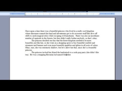 How To Type An Umlaut In Microsoft Word : Microsoft Word & Excel