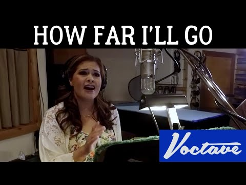 Voctave - How Far I'll Go