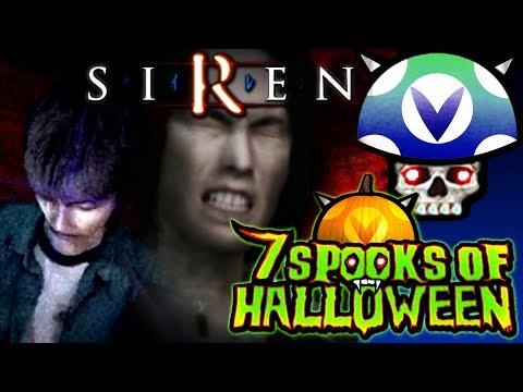 [Vinesauce] Joel - 7 Days Of Spooks: Siren ( PS2 )