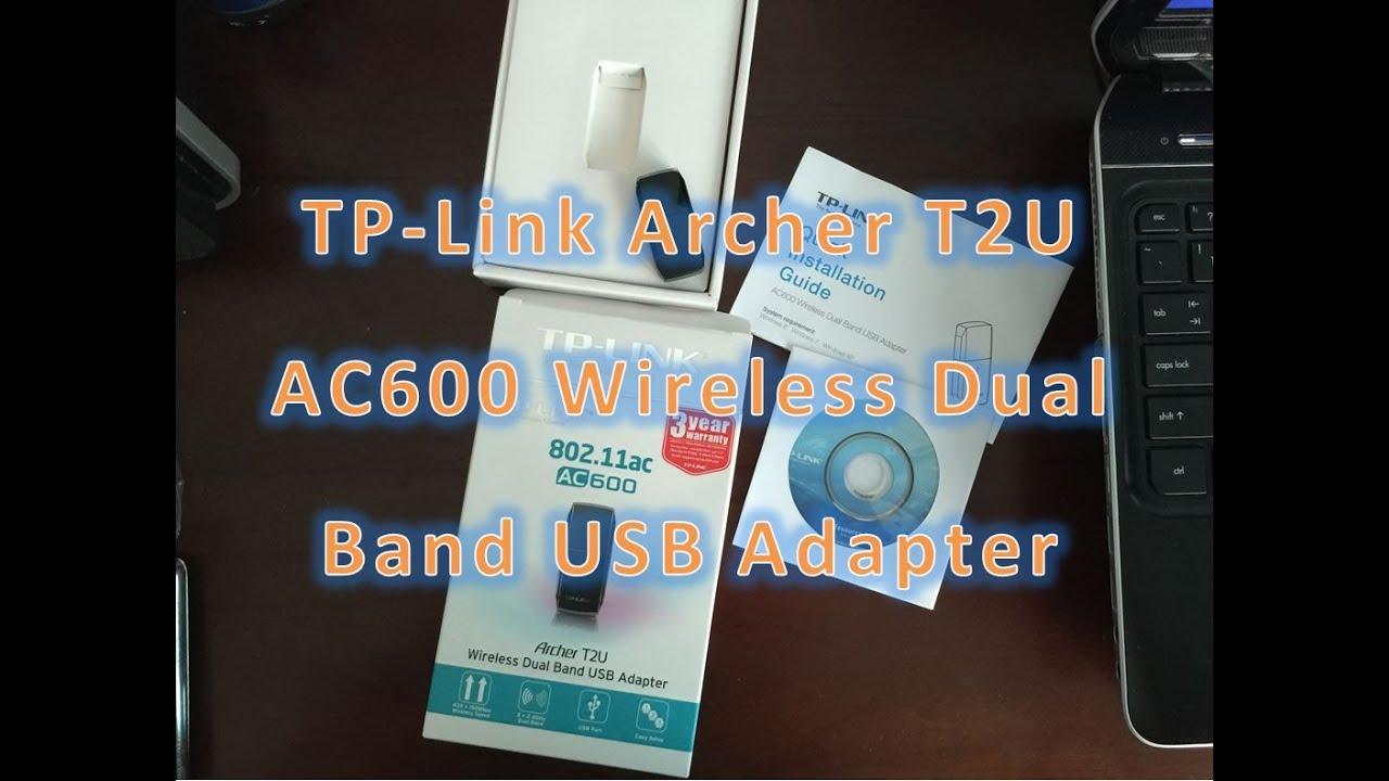 TP Link Archer T2U AC600