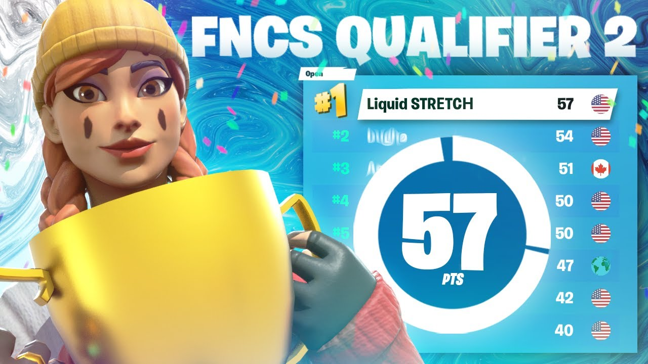 🏆 1st Place 🏆 Solo FNCS Qualifier FINALS ($3,000) 🎬